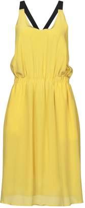 Daniele Alessandrini Knee-length dresses