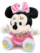 Clementoni 69289.7 Learn with Minnie Talking Educational Soft Toy by Disney Junior