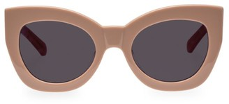 Karen Walker Northern Lights 51MM Cat Eye Sunglasses