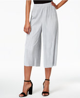 Bar III Pull-On Gaucho Pants, Created for Macy's