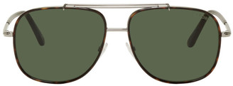 Tom Ford Tortoiseshell Benton Sunglasses