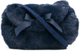 Tartine et Chocolat fur bow bag - kids - Polyester - One Size