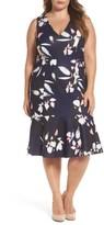 Vince Camuto Plus Size Women's Sheath Dress