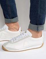 Le Coq Sportif Quartz Leather Sneakers In White 1620861