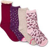 Stride Rite Macy Meadow Socks 4-Pack