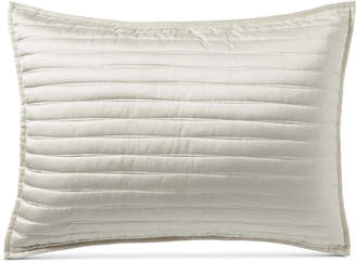 Hotel Collection Plume Quilted Standard Sham, Bedding