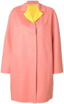 Emilio Pucci colour-block coat
