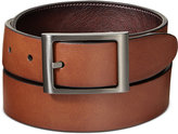 Ryan Seacrest Distinction Center Bar Reversible Belt