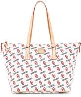 Dooney & Bourke Oklahoma Zip Top Shopper