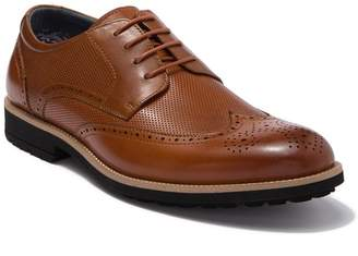 English Laundry Dexter Leather Wingtip Derby