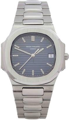 Patek Philippe Nautilus Navy Steel Watches
