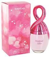 Bebe Love by Eau De Parfum Spray 3.4 oz