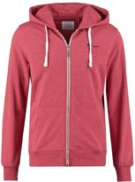 Teddy Smith Gelly Tracksuit Top Red Wine