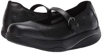 MBT Tunisha (Black Nappa) Women's Maryjane Shoes
