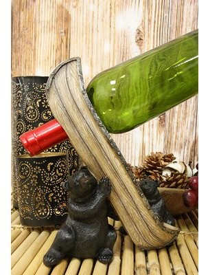 Millwood Pines Arteaga 1 Bottle Tabletop Wine Bottle Rack