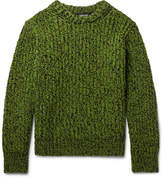 Calvin Klein Mélange Wool Sweater