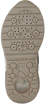 Geox Girls Spaceclub Strap Trainer - Gold