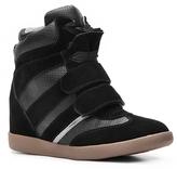 Cosette Wedge Sneaker