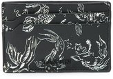 Lanvin koi print cardholder - men - Calf Leather - One Size