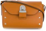 MM6 MAISON MARGIELA studded shoulder bag - women - Leather - One Size
