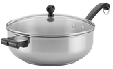 Farberware 6QT. Classic Stainless Steel Covered Chef's Pan