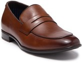 Steve Madden Masin Leather Penny Loafer