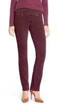 Jag Jeans Peri Pull-On Stretch Corduroy Pant (Petite)
