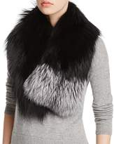 Maximilian Furs Fox Collar