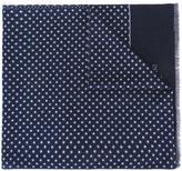 Corneliani jacquard scarf