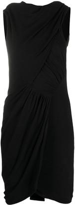 IRO Ermett ruched stretch-jersey dress