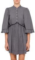 Karen Walker Rodeo Girl Gingham Dress