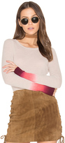 Autumn Cashmere Dip Dye Sweater
