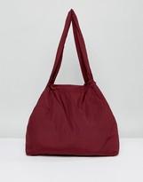 Weekday Throw Tote Bag