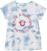 True Religion Girls' Tie-Dye Logo T-Shirt