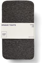 Opaque heather tights