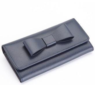 Royce Leather Royce New York Leather RFID Blocking Large BowWallet