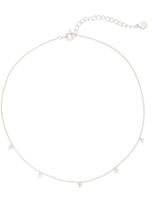 Gorjana Charm Choker Necklace