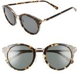 Raen Women's Potrero 50Mm Sunglasses - Brindle Tortoise