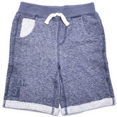 Preview Rolled Hem Cotton-Blend Shorts