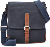Fossil Davis Canvas Small Messenger Bag