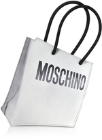 Moschino Mini Leather Clutch