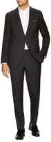 Lanvin Wool Notch Lapel Suit