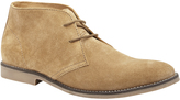 Oxford Charlie Suede Leather Desert Boot