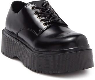 Jeffrey Campbell Lug Sole Platform Loafer