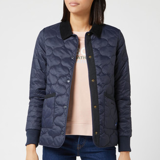 Barbour Women's Modern Country Hallie Quilted Jacket
