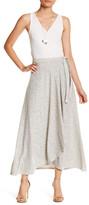 Susina Maxi Wrap Skirt (Petite)