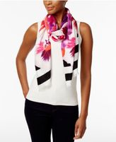 INC International Concepts Pop Floral Scarf, Created for Macy's