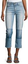 Joie Josalind High-Rise Straight Leg Jeans
