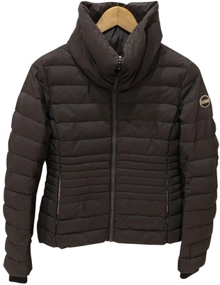 Colmar Khaki Cotton Jacket for Women