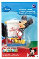 Wilton Disney Mickey Mouse Clubhouse Candle